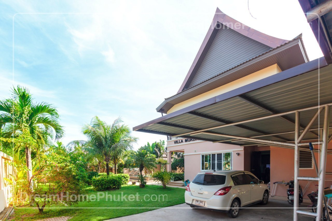 Stunning Villa With Spacious Pool And Garden In Rawai Phuket RawaiID 369