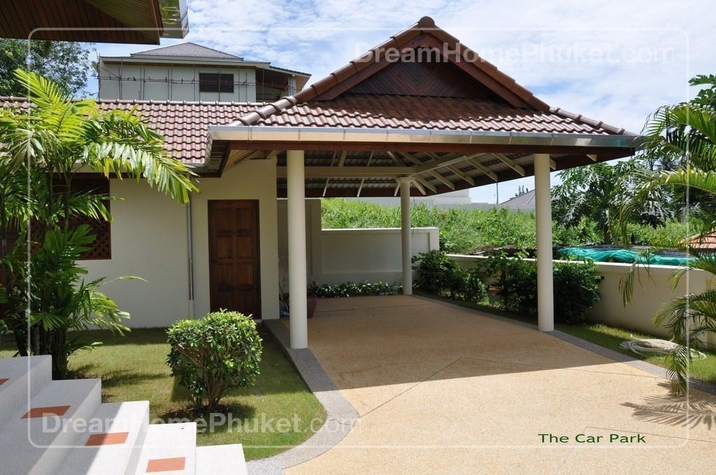 Gorgeous Villa With Huge Garden In Rawai Phuket RawaiID 529